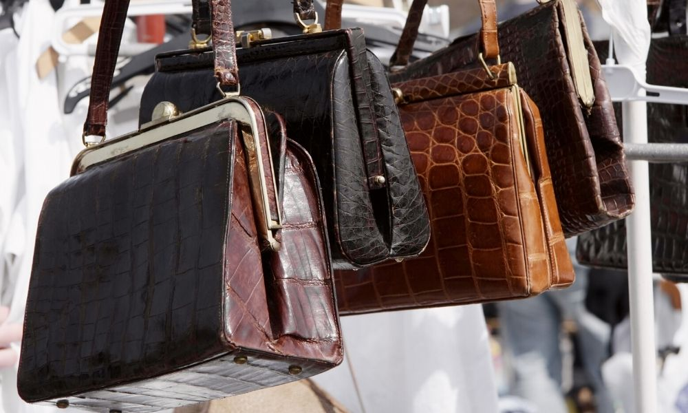Three Key Reasons to Buy Secondhand Bags