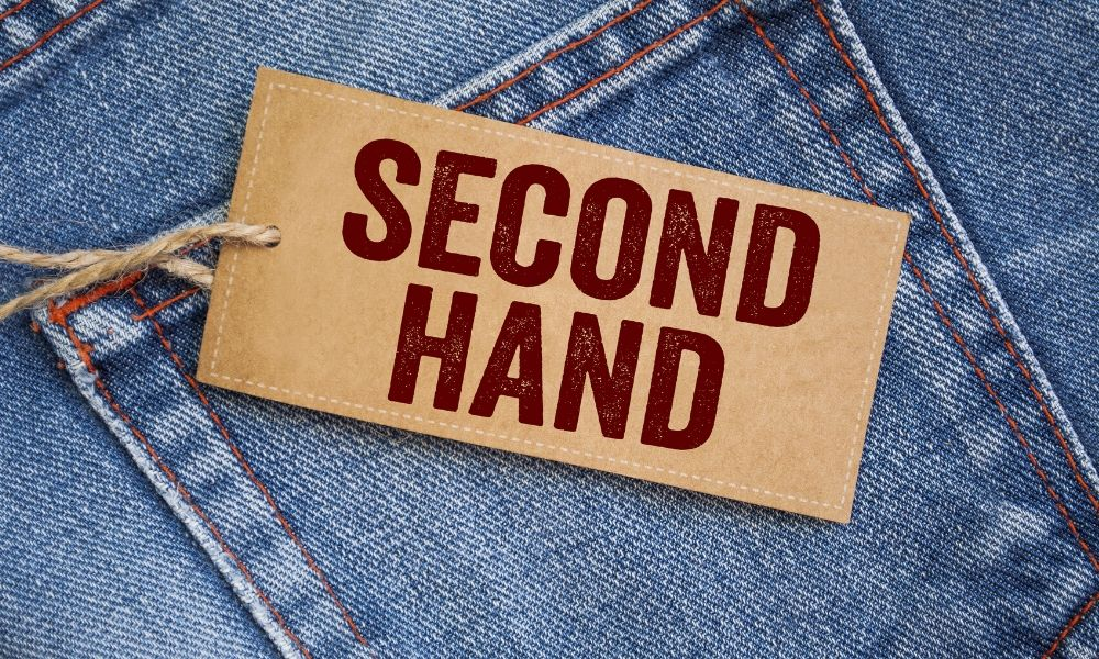Why You Should Start Shopping Secondhand
