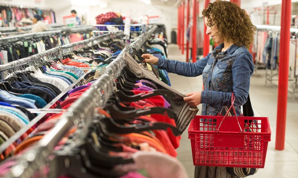 How Thrifting Is Good for the Planet