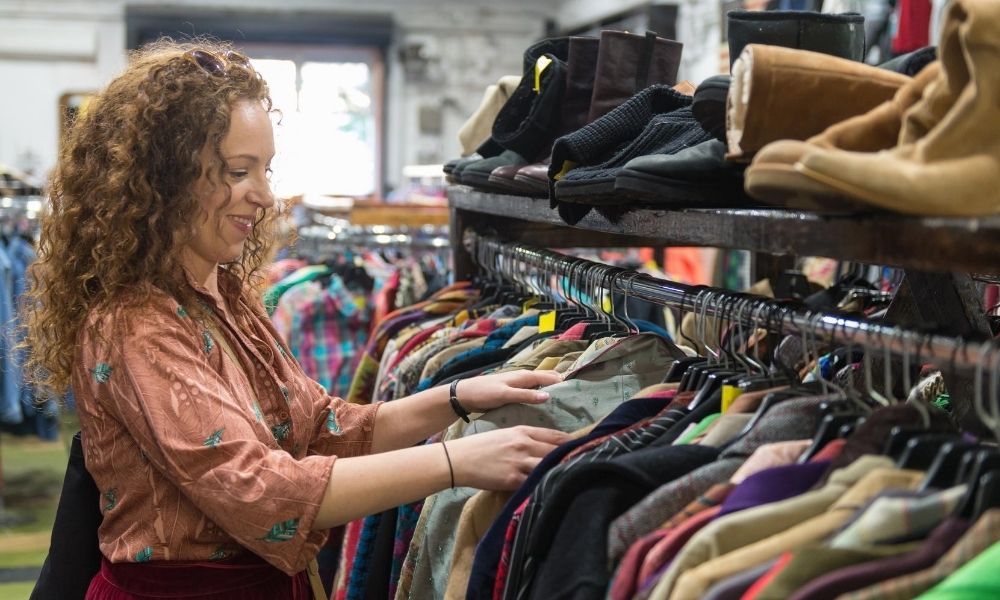 How Thrift Stores Sort Through Their Donations